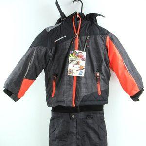New 32 Degrees Jacket & Bib Pants Snow Ski Set
